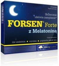 f-olimp-forsen-forte-z-melatonina-30-szt 11 zmian w życiu, które ułatwią zasypianie i 7 powodów, dlaczego sen jest tak ważny